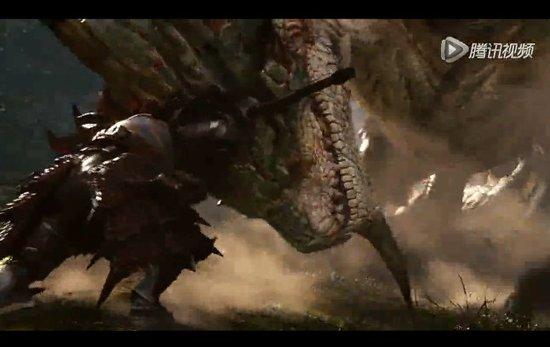 怪物猎人Online首发CG:真实之影