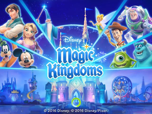 《迪士尼魔法王国》评测:重现昔日的欢声笑语