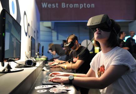 研究顯示:沉浸VR游戲可減少患者60%疼痛