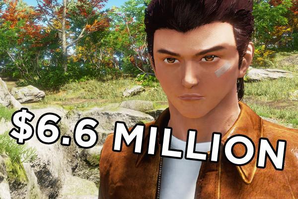 成功众筹游戏盘点:《星际公民》超11亿居首 《莎木3》第二