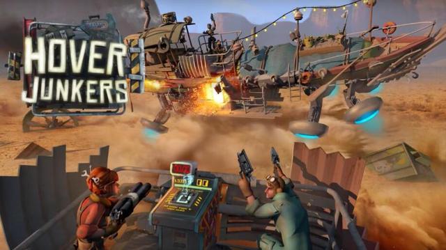 盘点九款最好玩Vive游戏:VR版守望先锋RawD