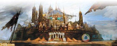 低语之森东方的神龛-将转型为MMORPG的《最终幻想14》今天公布了艾欧露泽亚大陆的全