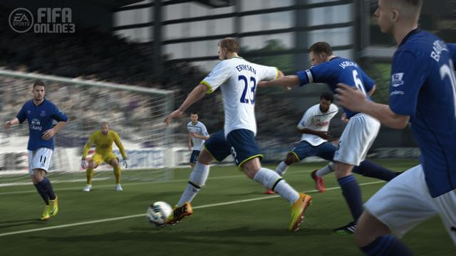 《FIFA online 3》发布会主题站上线