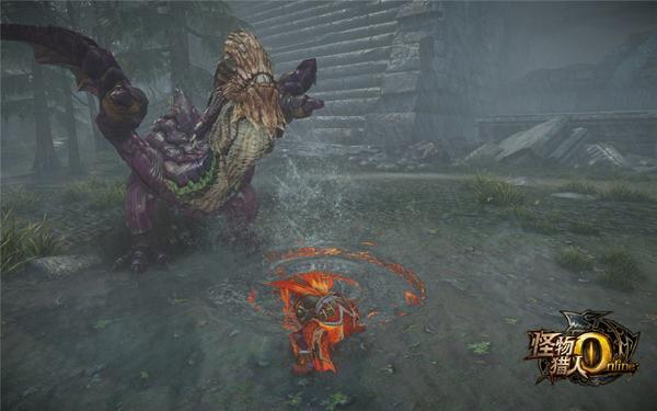 怪物猎人OL收尾2015端游营销 开创全新游戏品类