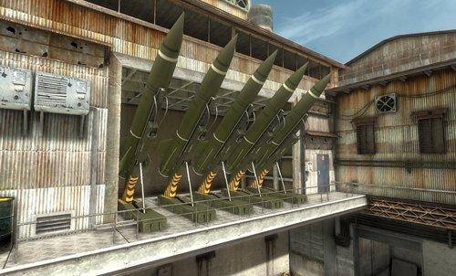战地之王上演导弹模式 体验服抢先看