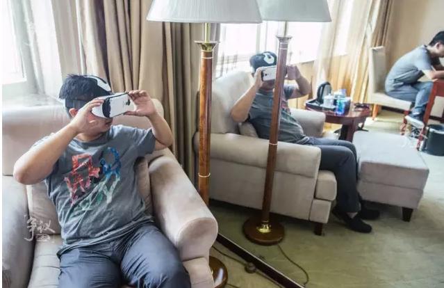 娄池:媒体人凭什么就不能做VR这种前沿技术?