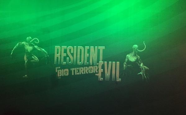 《生化危机》系列新作曝光 设定为恐怖VR射击游戏