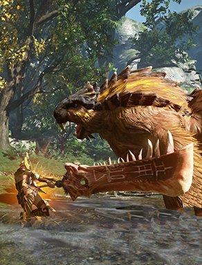 《怪物猎人OL》一分钟FAQ