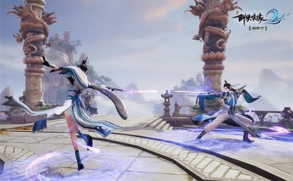 TGC2017完美收官 《剑侠情缘2:剑歌行》首测强势接棒