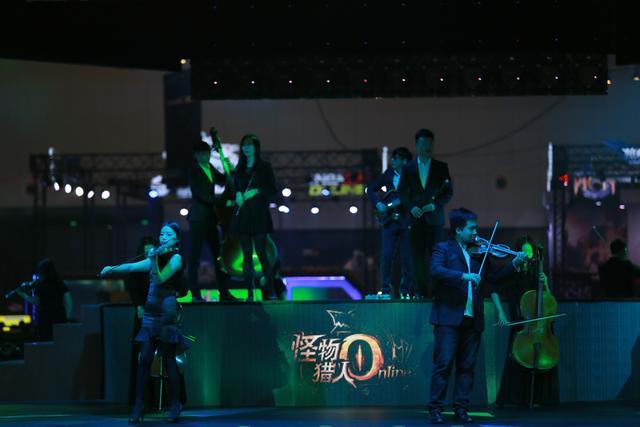 《怪物猎人OL》TGC狩猎嘉年华中国主题怪物披露