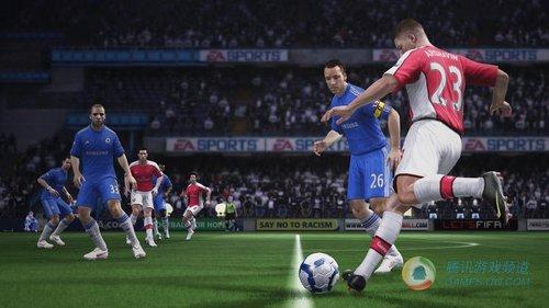 EA足球新作《FIFA 11》公开!参展E3