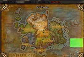魔兽5.4新区域预览 4大天神变世界BOSS