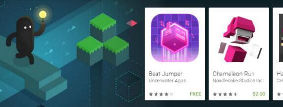 Google Play为独立游戏开辟专区 晚于Apple约两年