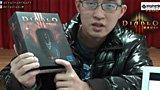 《暗黑破坏神3》滑鼠开箱视频曝光网络!