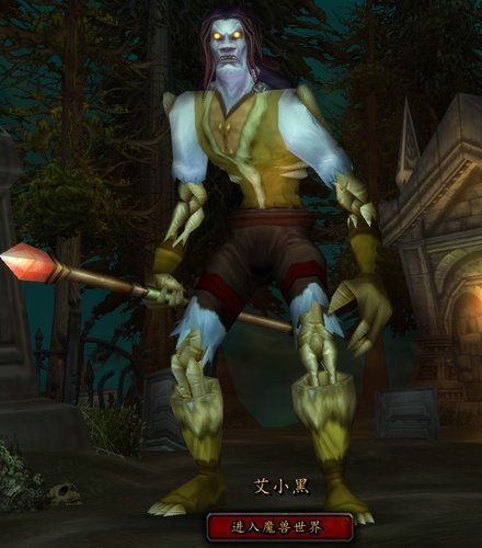 玩家设计大脚模块:体验原汁原味的巫妖王之怒