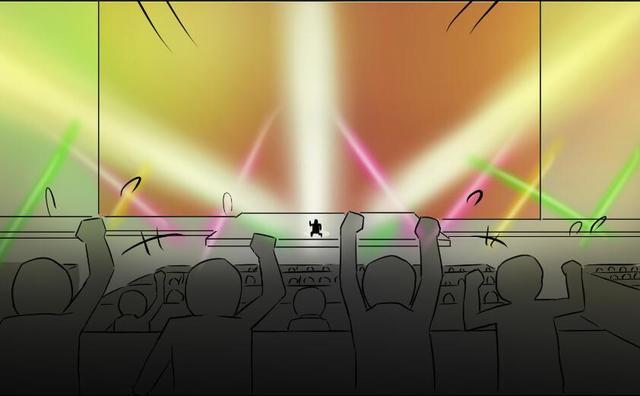皇室战争漫画:皇室联欢晚会