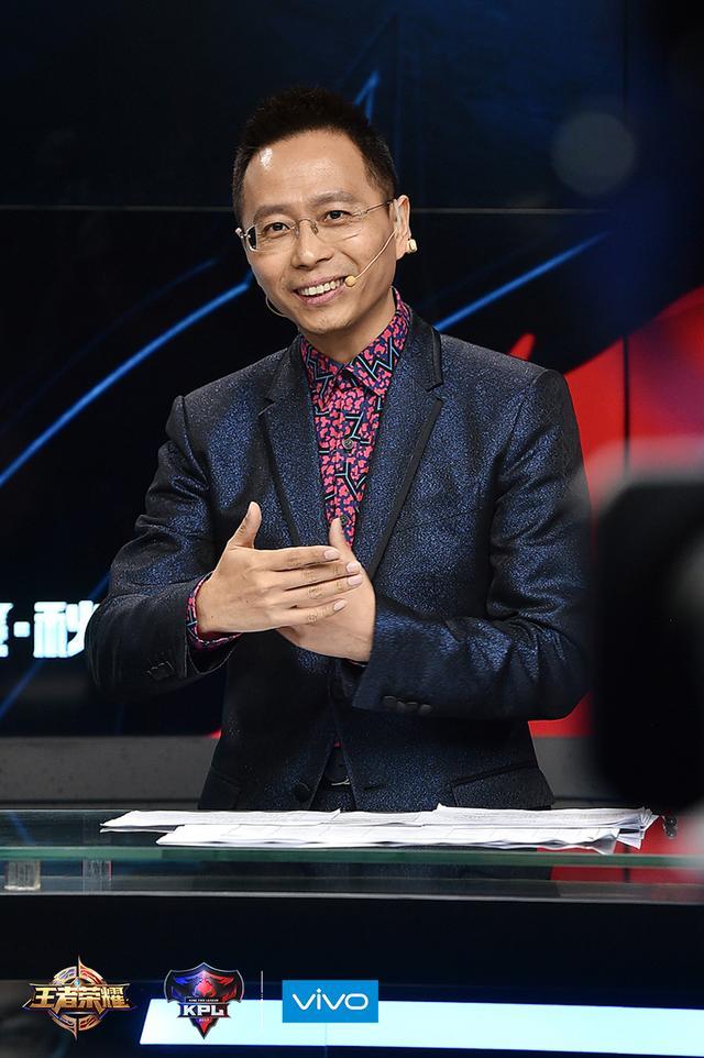 AG超玩会像巴萨詹俊解说KPL金句不断