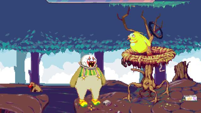 如此不注重颜值的游戏 手游《臃肿的小丑》上架图片
