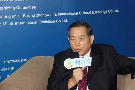 智冠董事长王俊博:游戏产业目前周期调整