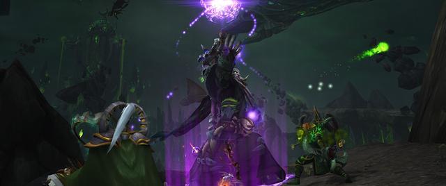 《魔兽世界》7.2版本下周上线 更新内容前瞻