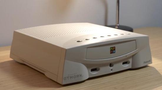 盘点五大最匪夷所思游戏主机 任天堂竟然出了两款