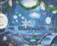《激战2》喜迎圣诞节 新场景雪域首曝