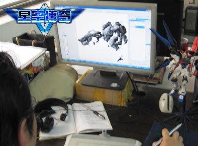《星空传奇》教你如何设计机甲