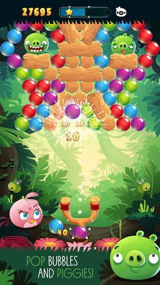 Rovio发布《愤怒的小鸟》系列新作 玩法类似泡泡龙