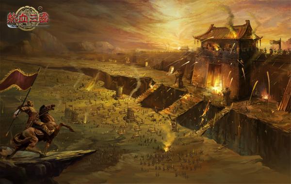 武将多多任君选 《热血三国》伴你征战天下