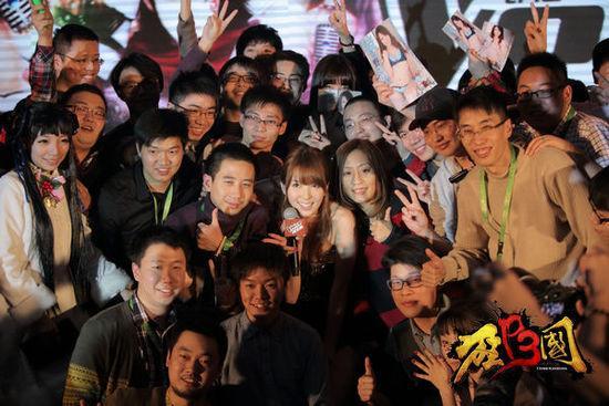 盘点2013年游戏&互联网公司年会:女优撩人 豪奖不断
