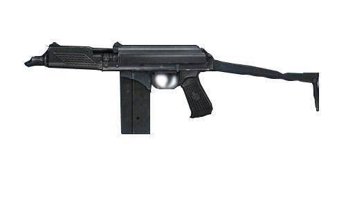 盘点CF中那些没落的武器 AN94曾被全服禁用