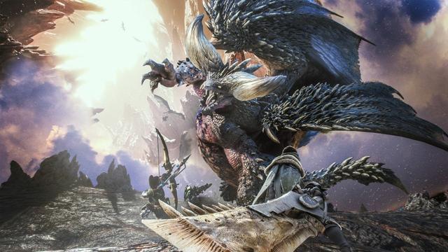 怪物猎人用手柄好操作吗?北通阿修罗2被称屠龙神器