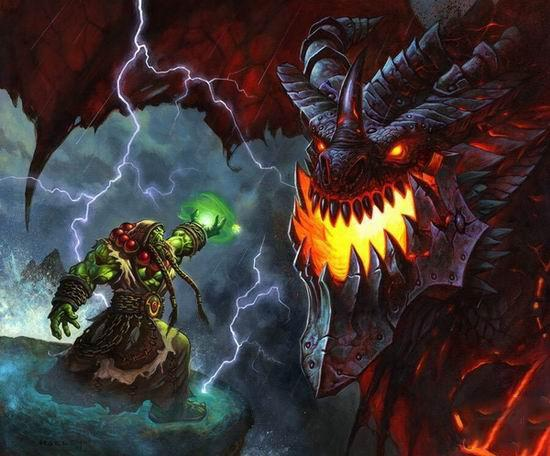 没玩魔兽也看的懂 炉石传说各英雄故事趣谈