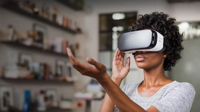 Oculus:GearVR棉袜突破百万VR视频应用最受视频秀用户图片