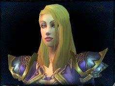 魔兽世界女英雄:塞拉摩的统治者——吉安娜