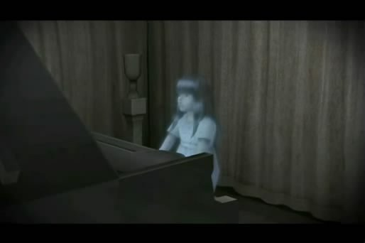 Wii恐怖游戏《生贽之夜》宣传视频