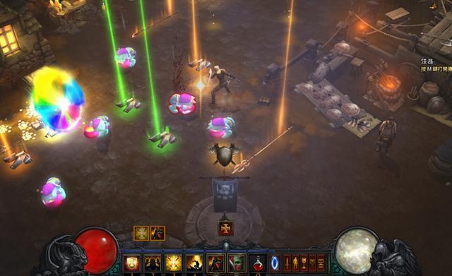 《暗黑3》加入土豪哥布林 袭击玩家抢钱抢装备