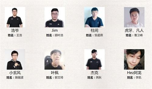 《火影忍者》手游TGA周赛12日打响 八强选手揭密!