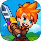 跑酷动作RPG!《探索冲刺:英雄集结》IOS上线