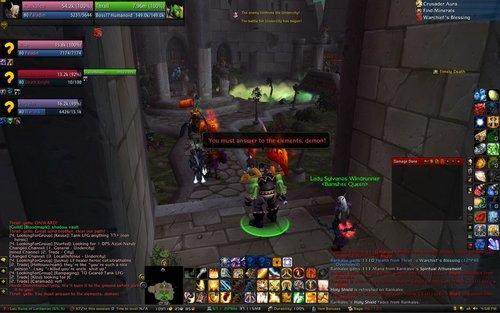 巫妖王之怒:被遗忘者政变,救兵突袭幽暗城