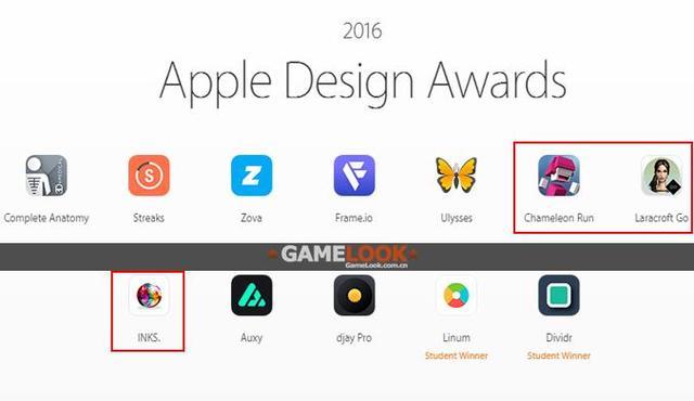 3款手游获苹果设计奖:全都用Unity研发
