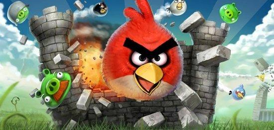 愤怒的小鸟将提供给Windows手机用户