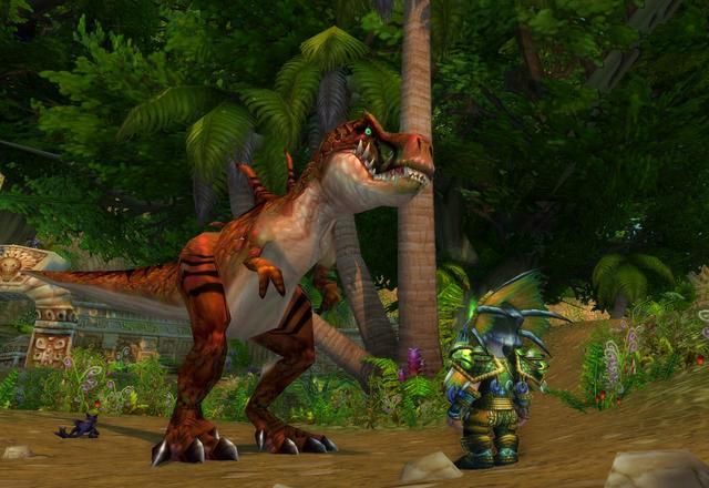魔兽7.0军团再临或有新种族职业搭配:侏儒猎人