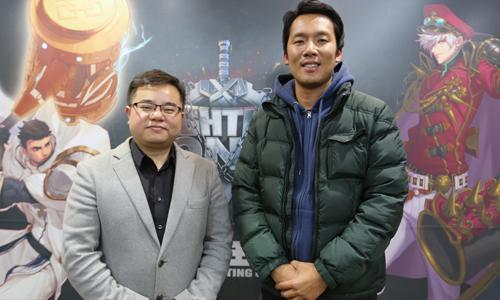 聚焦F1 中韩高层谈DNF明年更新内容及发展规划