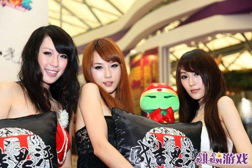 《成吉思汗2》CJ现场美女SG海量图集