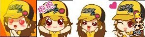 《QQ飞车》小橘子VS网络版表情大PK