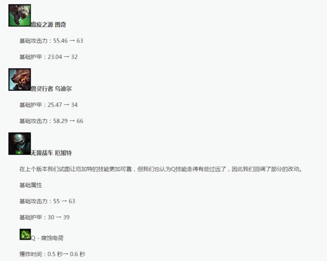 11月14日凌晨0点版本停机更新公告