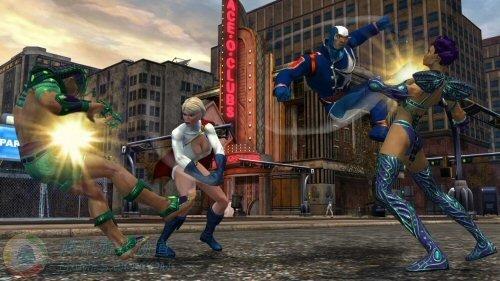漫画网游DC漫画英雄OL将于今年11月发售