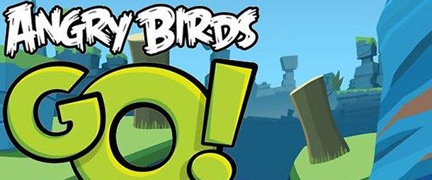 Rovio发布《愤怒的小鸟Go》最新真人预告片