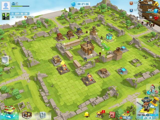 《创世战士》评测:打造自己的天空之城